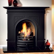 Open Fires from East Coast Flues